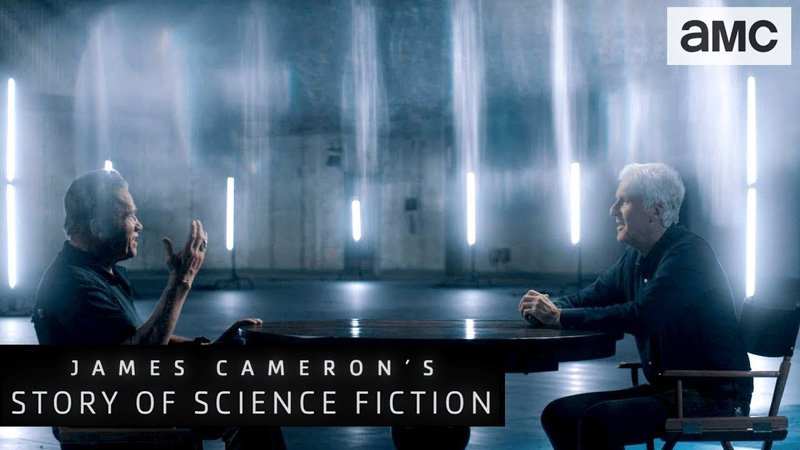 James Cameron's Story of Science Fiction Teases Big Questions