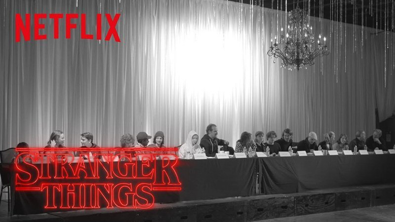 Watch the Stranger Things Season 3 Start of Production Video