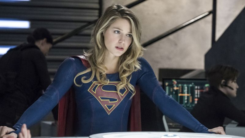 Supergirl Prepares to Fight the Worldkillers in Trinity Photos