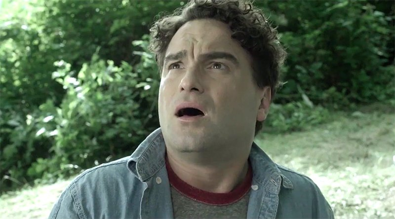 Johnny Galecki Stars in The Cleanse Trailer