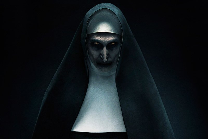 James Wan's The Nun Reveals Scary New Teaser Image