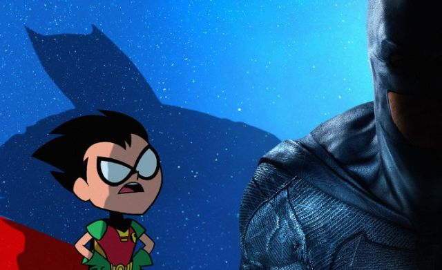 Teen Titans GO! to the Movies Posters Poke Fun at the Justice League