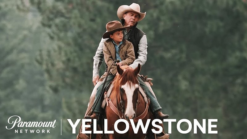Kevin Costner's Yellowstone Official Trailer Released!
