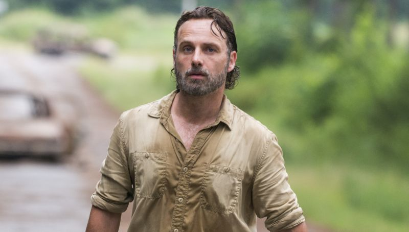 Andrew Lincoln to Lead Three The Walking Dead Movies on AMC