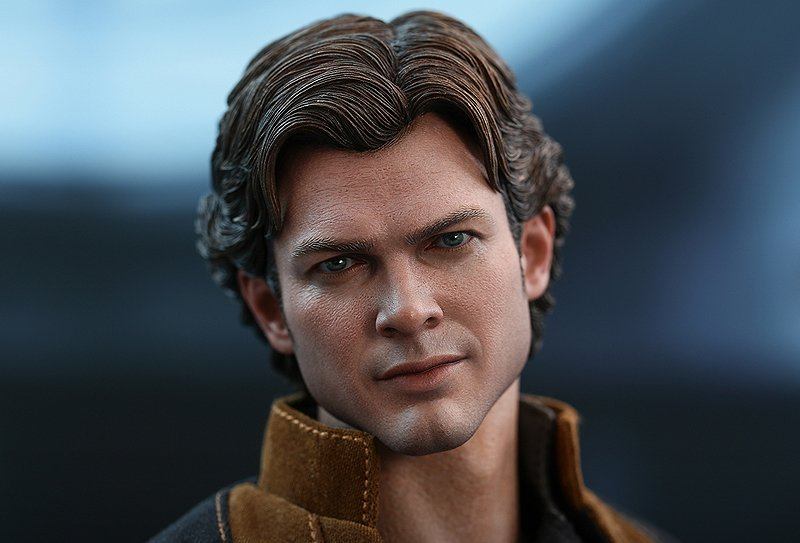 Han Solo Hot Toys Figure Revealed