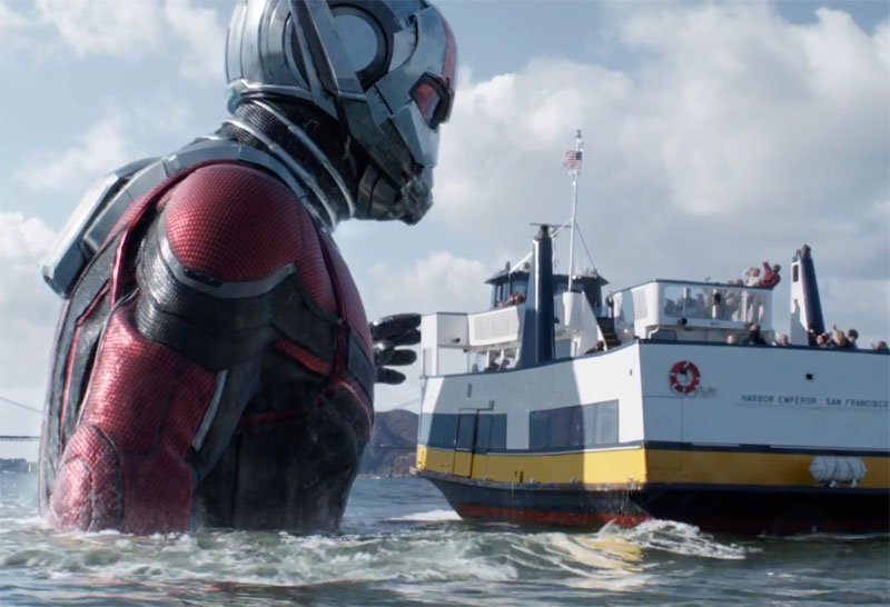 Image result for ant man and wasp trailer