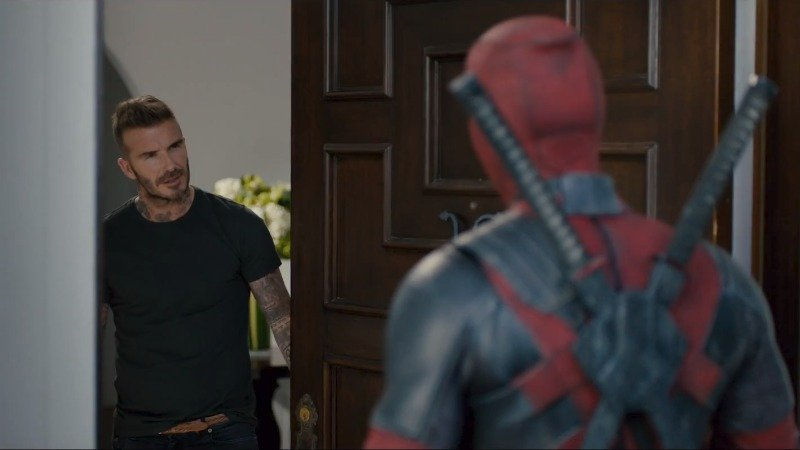 Deadpool Apologizes to David Beckham for First Film's Joke in New Video