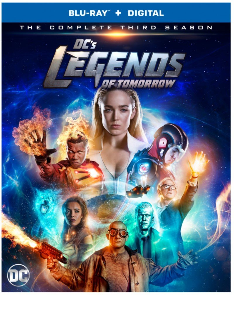 Legends of Tomorrow Blu-Ray and DVD details announced!