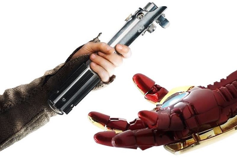 Lucasfilm Congratulates Marvel Studios on Their Record Opening Weekend
