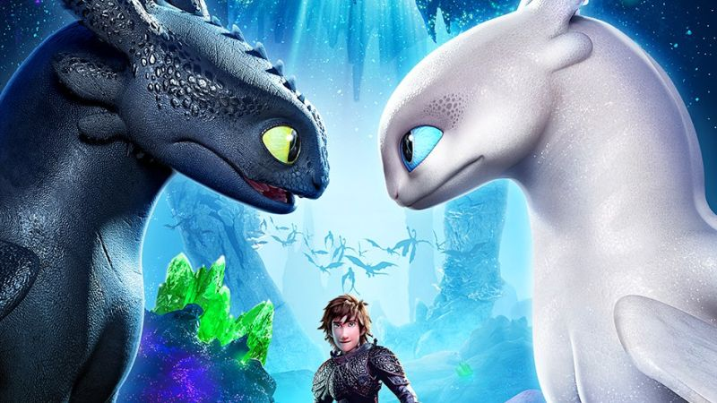 Journey to The Hidden World in the New How to Train Your Dragon Trailer!