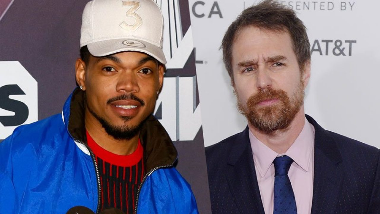 Chance The Rapper And Sam Rockwell Sign On To Trolls 2