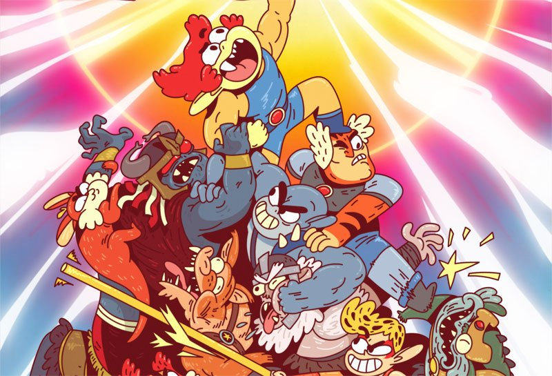 ThunderCats Roar Series Coming From WB Animation