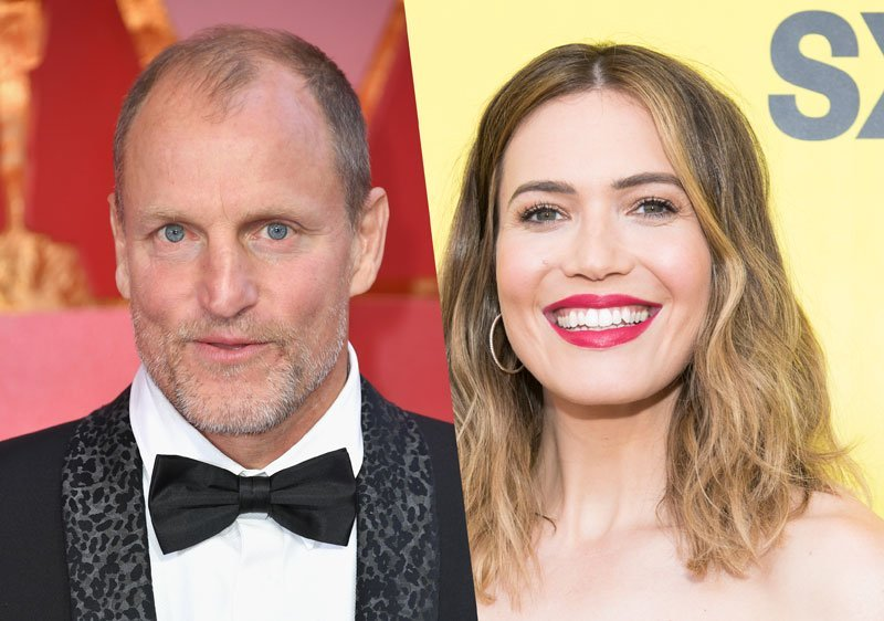 Woody Harrelson & Mandy Moore in Talks For Roland Emmerich's Midway