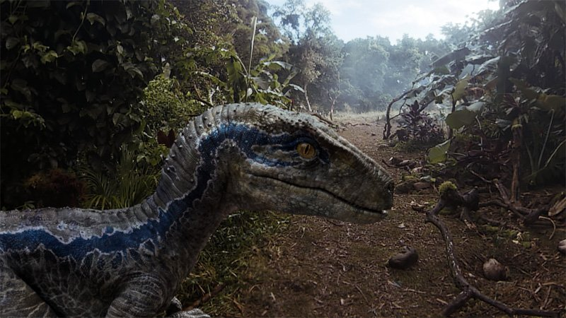 Jurassic World: Blue VR Experience Launched for Oculus Go