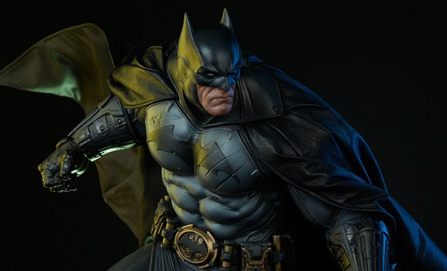 New DC Premium Format Collection Video From Sideshow