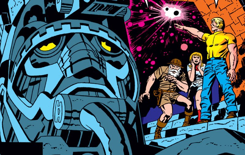 Marvel's Eternals To Be Scripted By Blacklist Writers