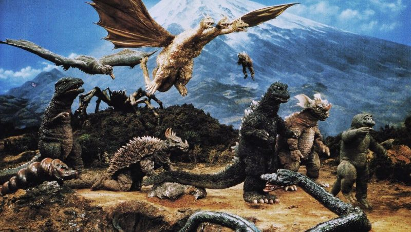 Toho Planning Their Own Shared Universe For Future Godzilla Films