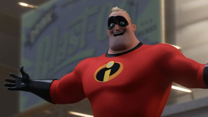 Incredibles 2 Clip Features the Heroic Family vs. the Underminer