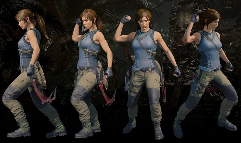 Shadow of the Tomb Raider Gear Guide and Tank Top Pattern Revealed!