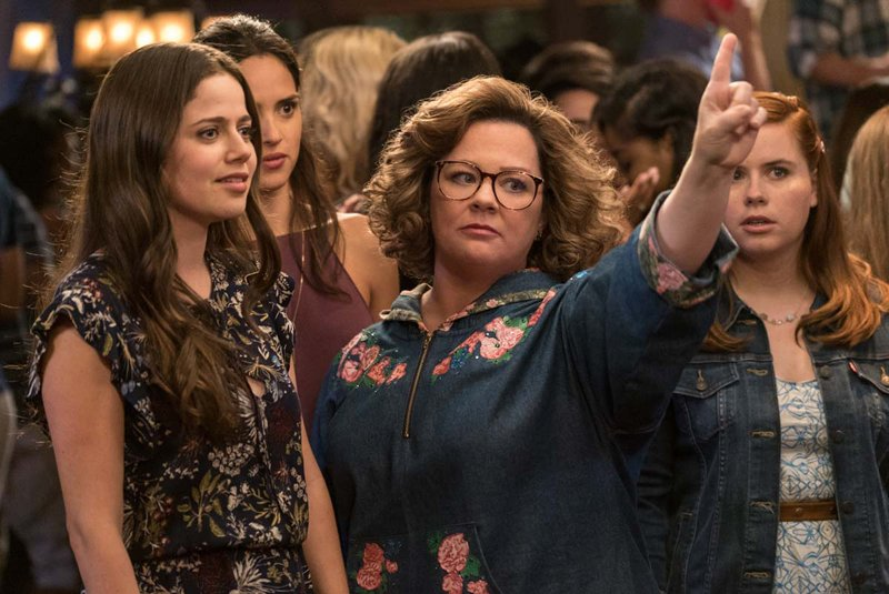 Interviews with Melissa McCarthy and the Life of the Party Cast