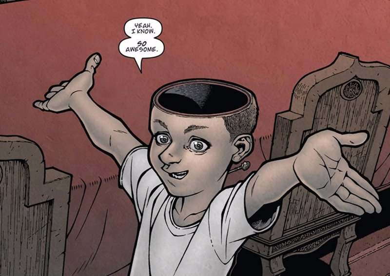 Netflix Picks Up Locke & Key in Straight-to-Series Order