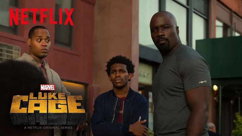 Luke Cage Carries the Weight of Harlem in Season 2 Clip