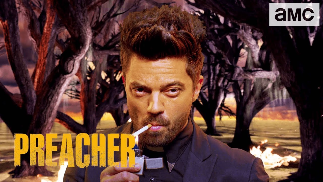 Welcome to Angelville in First Preacher Season 3 Promo