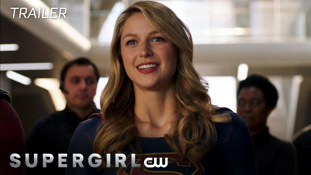 National City is Attacked as Supergirl Returns Home in New Promo