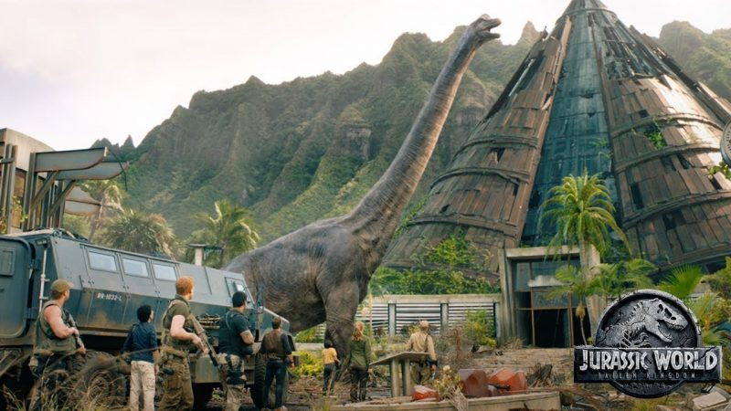 Get Ready For a Warm Welcome in New Jurassic World Teaser