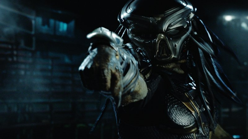 The Predator Trailer Brings Back the Iconic Aliens