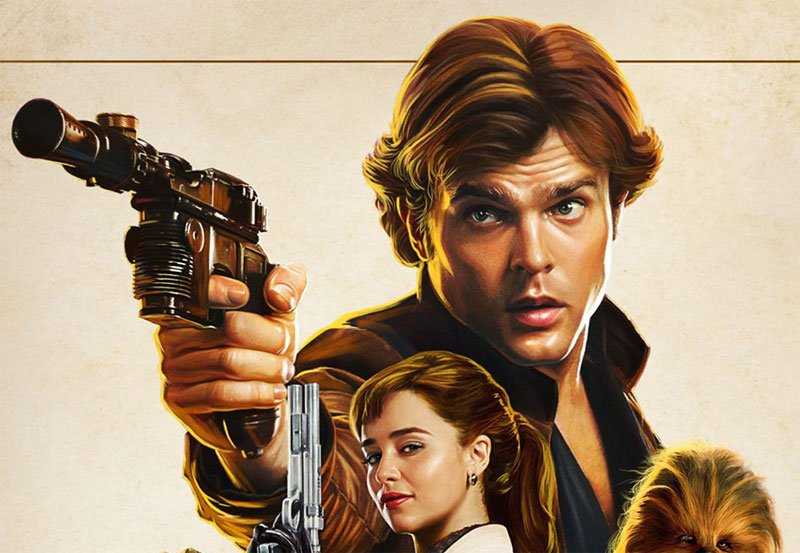 New Solo Dolby Poster Ain't Too Scruffy Looking