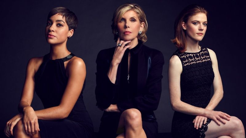 The Good Fight Renewed for Season 3 on CBS All Access