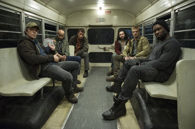 The Loonies from Shane Black's The Predator