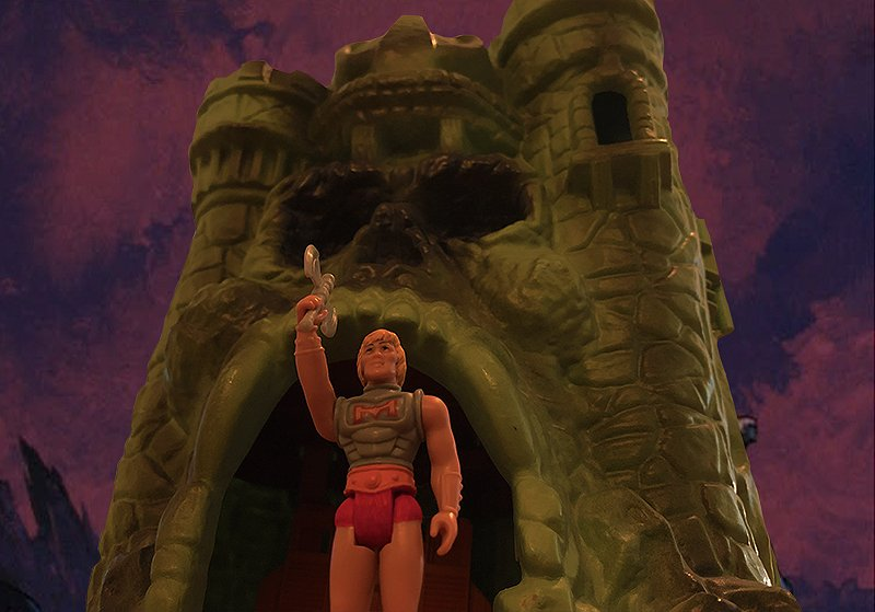 Super7 Masters of the Universe Figures Unboxing Gallery