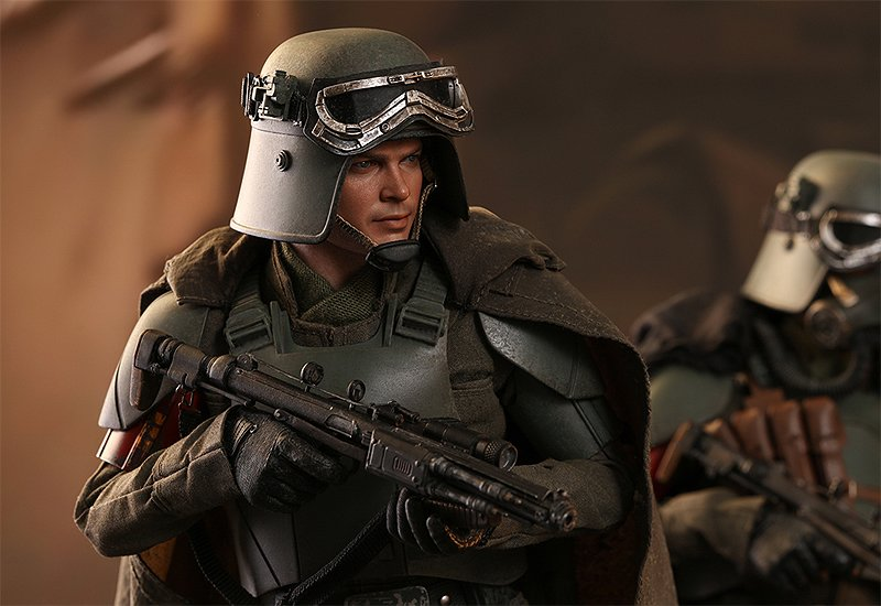 Han Solo Mudtrooper From Hot Toys Revealed in New Pics