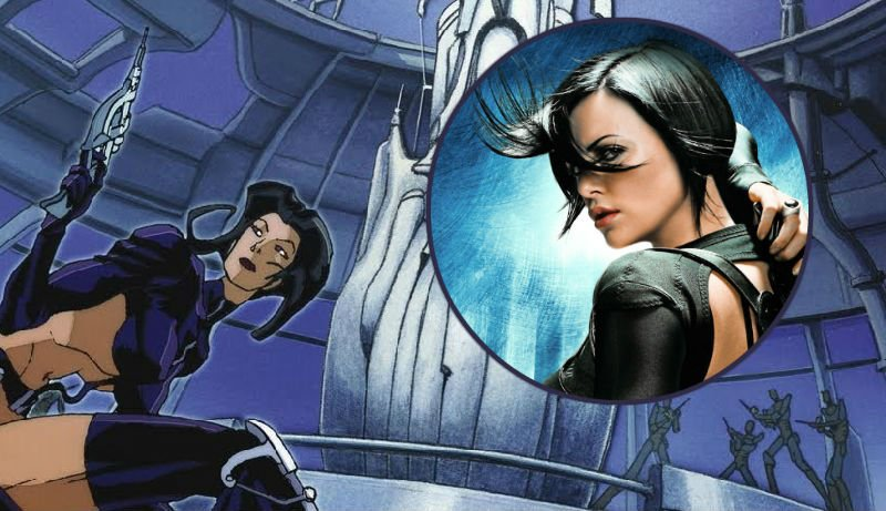 MTV is Developing Aeon Flux Live-Action Reboot