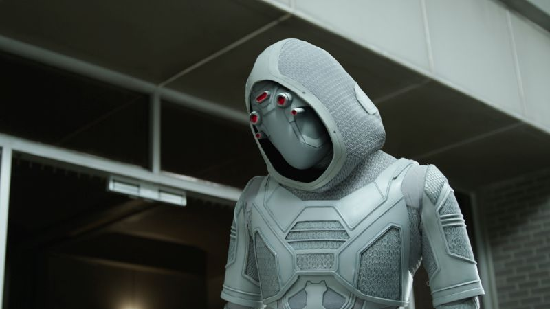 How Ant-Man and The Wasp Creates an All-New Ghost for Its Villain