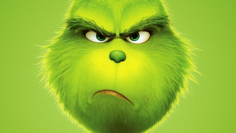 Benedict Cumberbatch Is Grumpy As Ever In New The Grinch Trailer