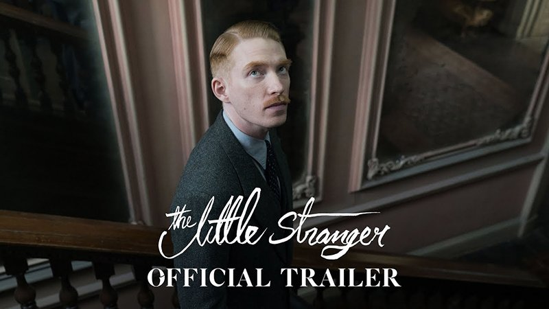The Little Stranger Trailer & Poster Reveal Delusions are Contagious