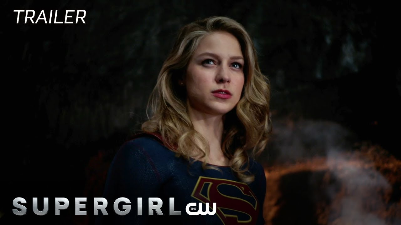 Watch The Supergirl Season 3 Finale Promo