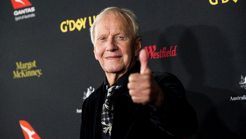 Paul Hogan Will Star in The Very Excellent Mr Dundee