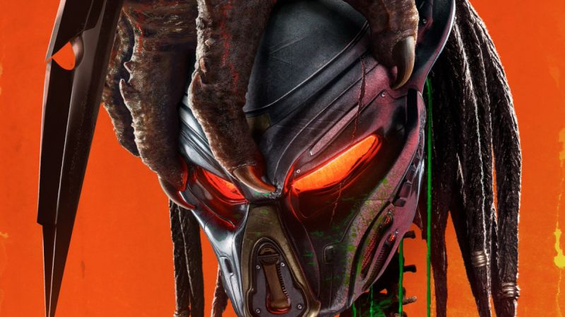 A New Predator Red Band Trailer is Here!