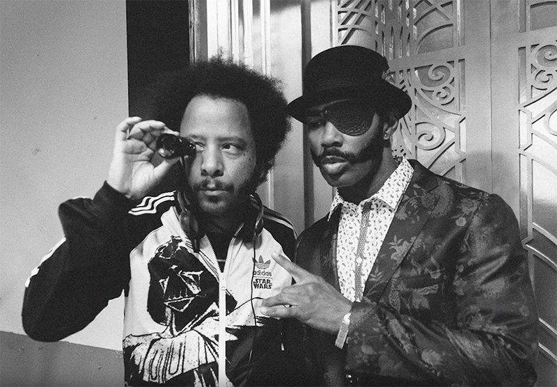 Meet Director Boots Riley in Sorry to Bother You Featurette