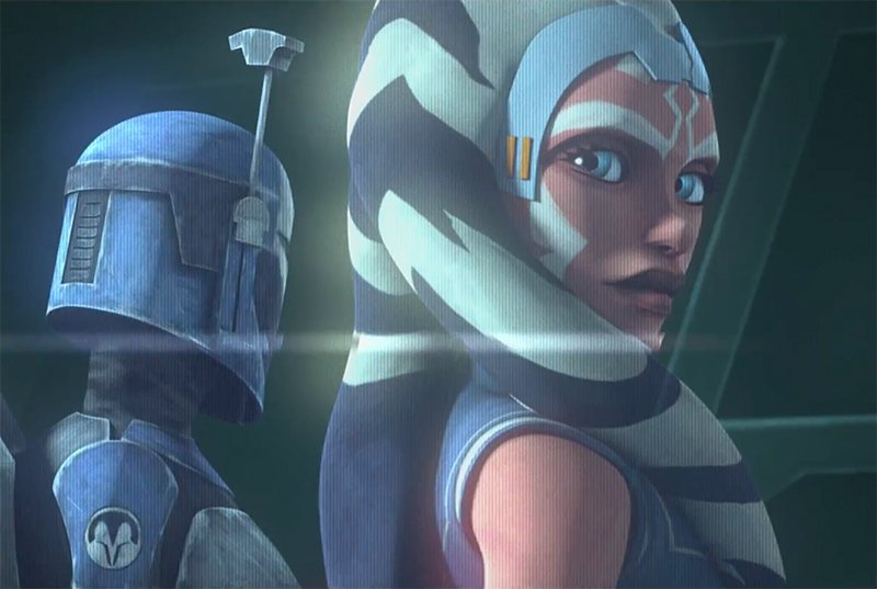 Surprise! Star Wars: The Clone Wars Returning With New Episodes!