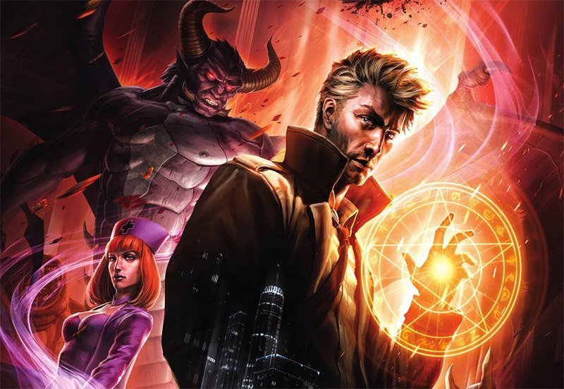 Constantine: City of Demons Trailer and Blu-ray Info Revealed