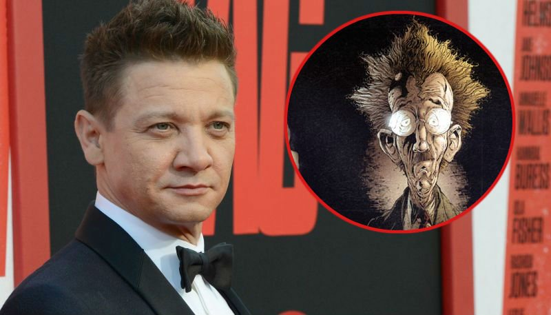 Jeremy Renner Joins Cast of New Spawn Movie!