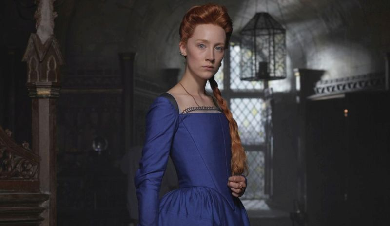Watch the Mary Queen of Scots Trailer Starring Saoirse Ronan