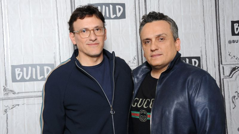 Russo Brothers Strike Deal with Amazon for New Series