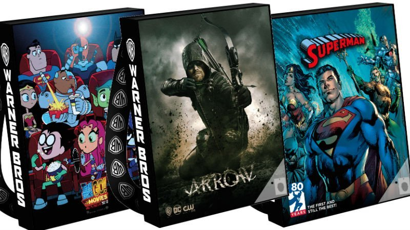 Official Comic-Con 2018 Bags Include CW Heroes, Sabrina, and More