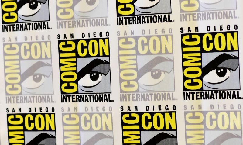 Comic-Con 2018 Schedule for Friday, July 20